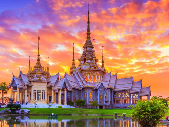 TOUR DU LỊCH THÁI LAN: HÀ NỘI – BANGKOK - PATTAYA - HÀ NỘI BAY THÁI LION  AIR | Hoàng Việt Travel