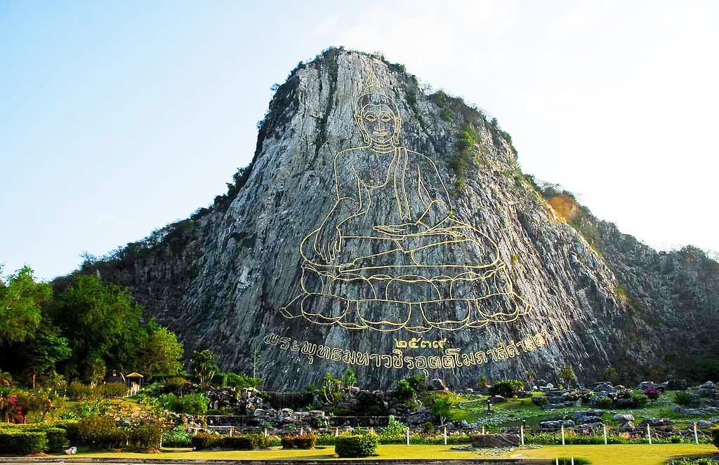 Tour du lich Thai Lan Hoang Viet Travel - nui phat vang